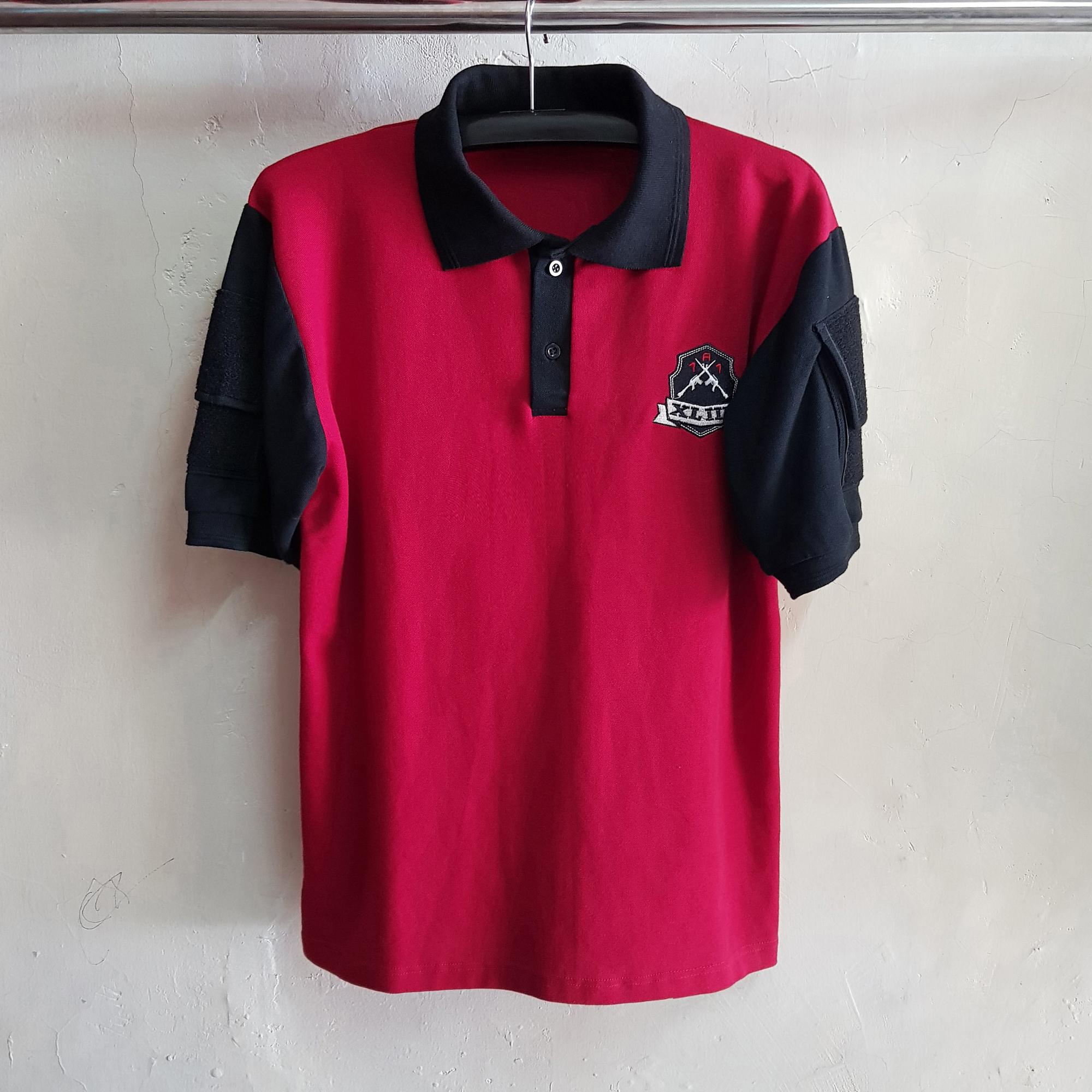 Seragam Poloshirt Tactical, Kaos Kerah 1AI