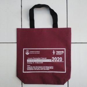 Goodie Bag Bapenda, Tas Souvenir