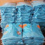 Poloshirt Mind Id 2, Seragam Kaos Kerah Aplikasi