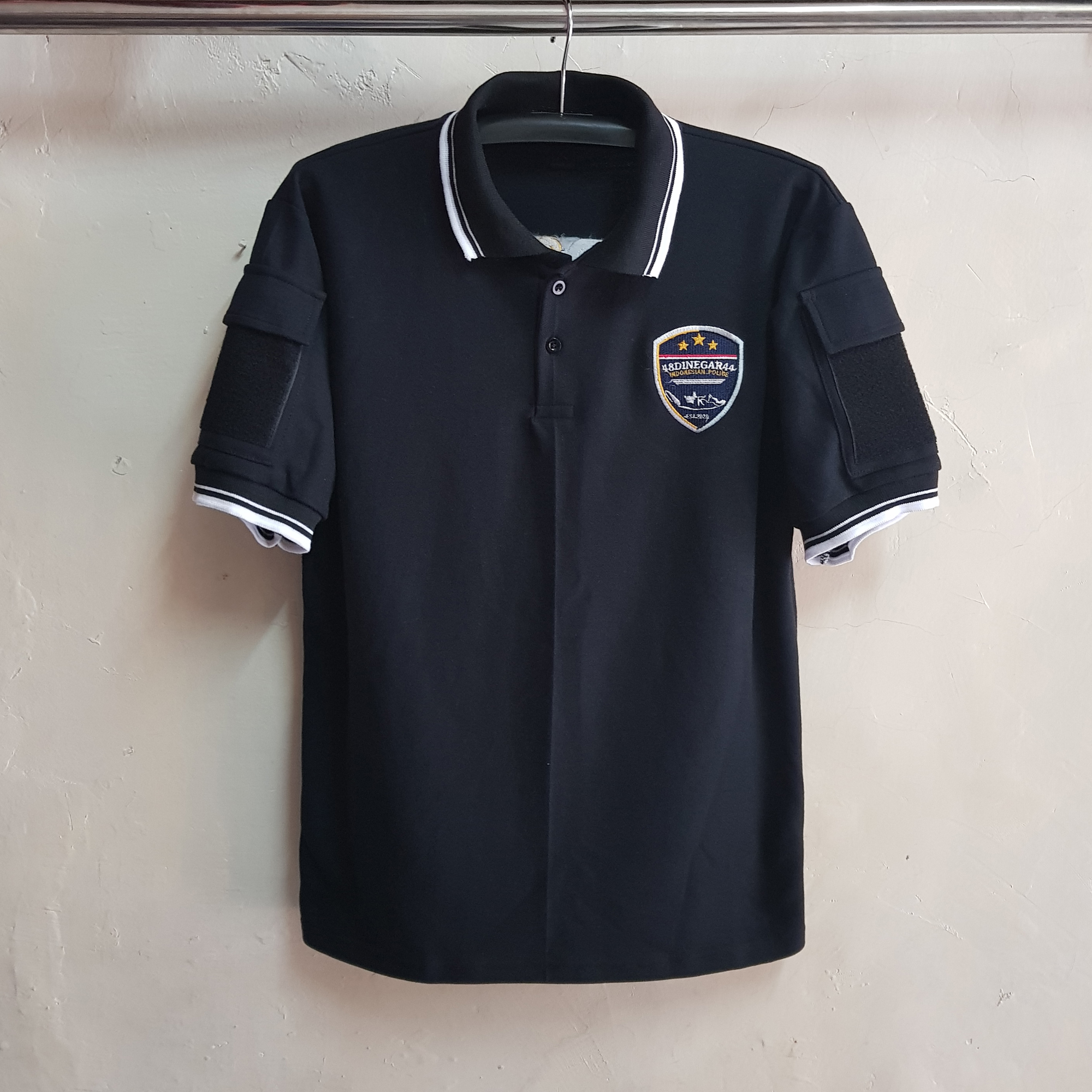 Kaos Kerah Tactical 2B1, Seragam Poloshirt