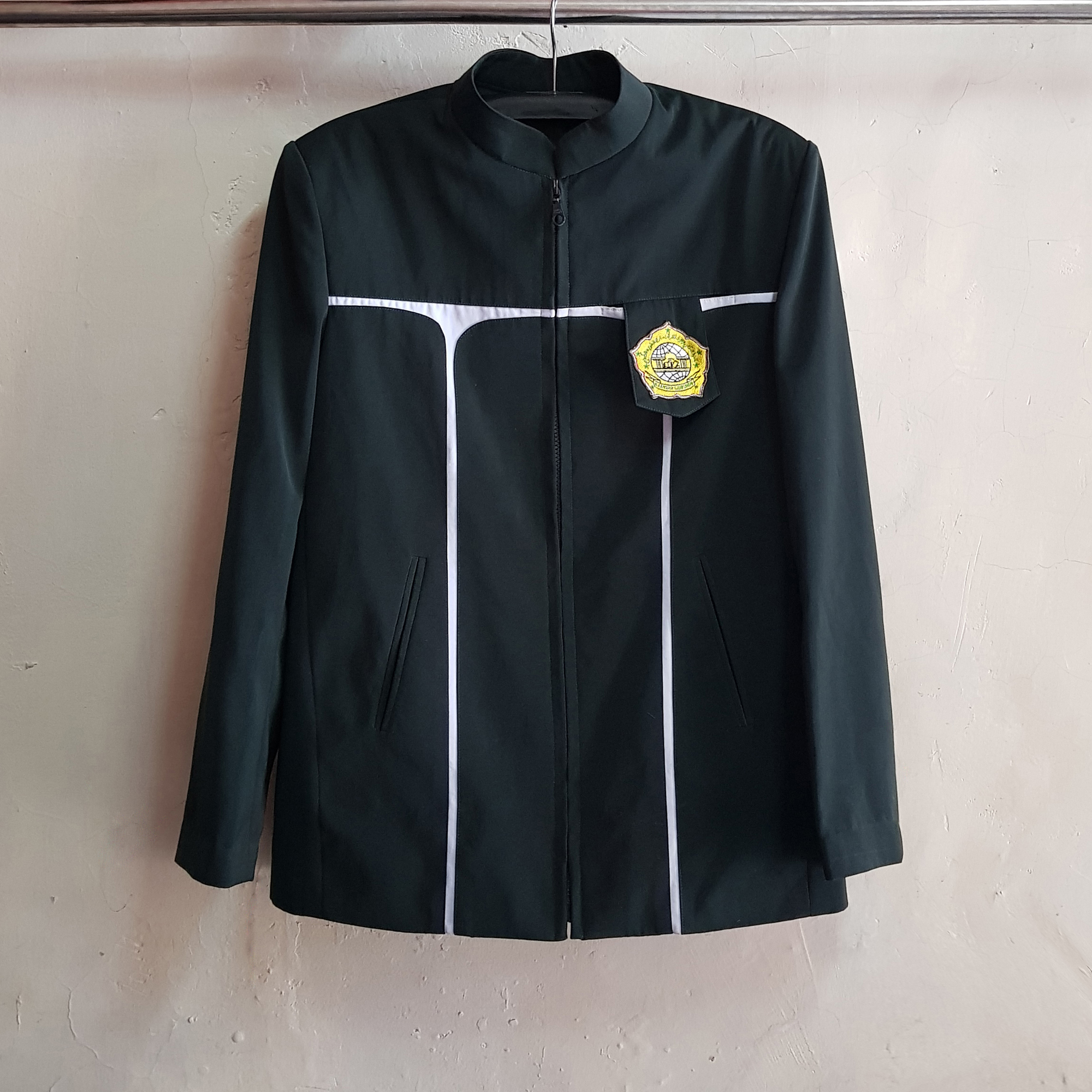 Seragam Jaket Ponpes, Jaket Kelas MU